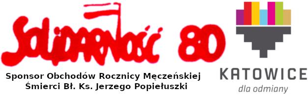 Sponsor Obchodów Rocznicy Męczeńskiej Śmierci Bł. Ks. Jerzego Popiełuszki